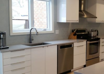 Installation et Assemblage de cuisine IKEA par MGB Installations 2